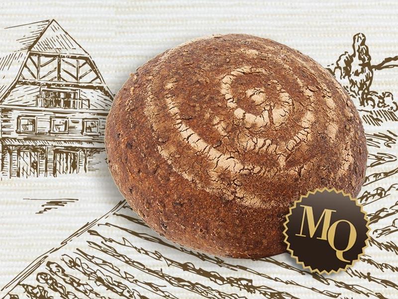 Unser Brot des Monats Juni: Bauernfladen 650g