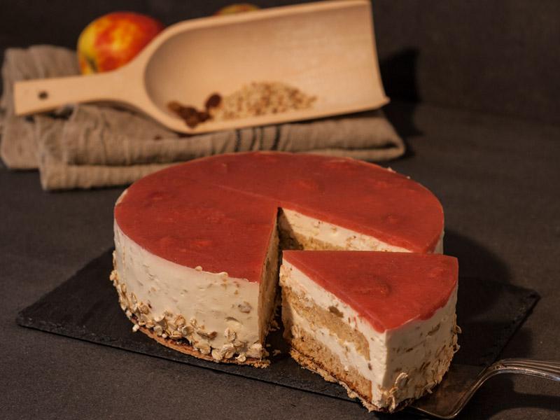 Müsli-Torte