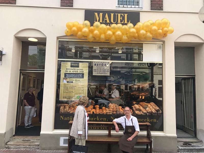 Eröffnung in Bonn-Beuel