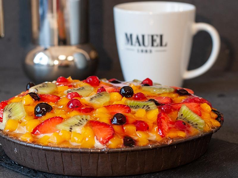 Wochenendkuchen: Obstsalat