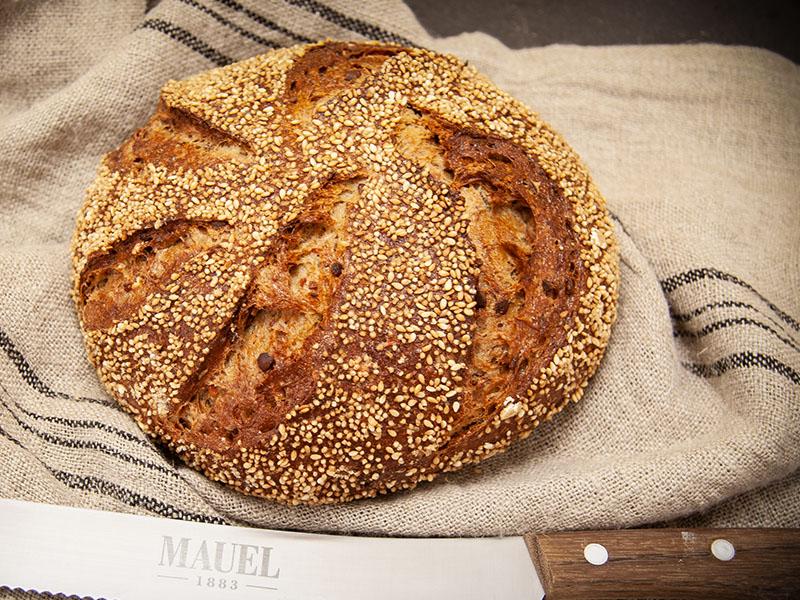 Dinkel Linsen Brot