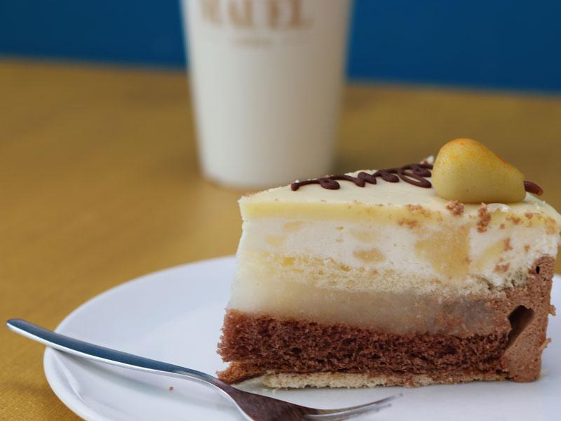 Torte des Monats – Birne Helene
