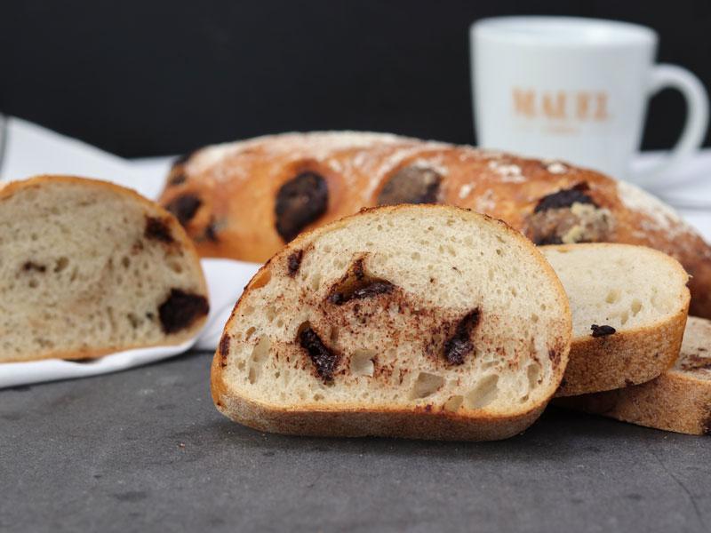 Schokobrot – Brot des Monats